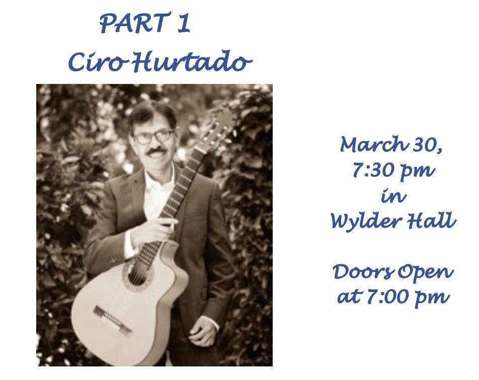 Part 1 - Ciro Hurtado