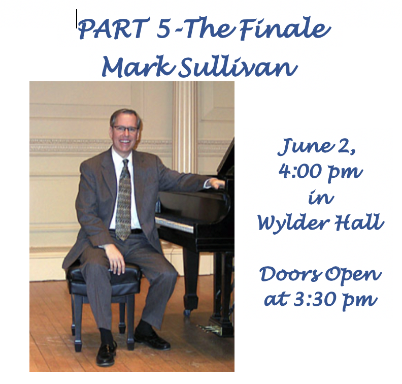 Part 5 - Mark Sullivan