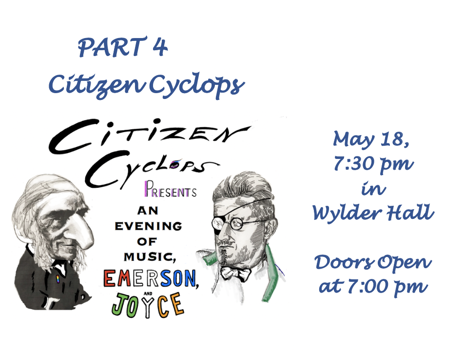 Part 4 - Citizen Cyclops