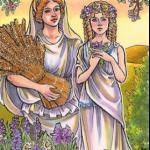 Sunday, July 14th Chalice sUUmmer – In Demeter's Garden.