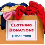 Warm Clothing Donations Needed for St. Luke's Outreach Program