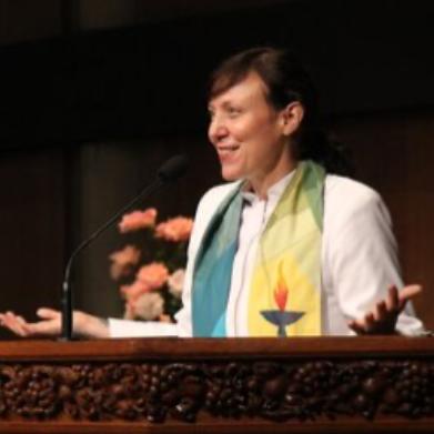 Rev. Lissa Gundlach