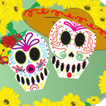Coming on Sunday, November 1 – Día de los Muertos Service