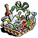 2021 SERVICE AUCTION NEEDS YOUR Gift Basket Donations Now!!